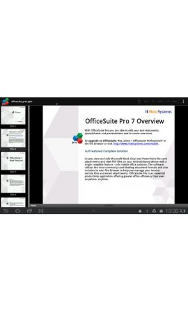 OfficeSuitePro办公套件 V6.5.1010 for Android-3